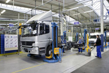 Fuel-efficient Mercedes